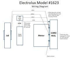 evacuumstore blog electrolux vacuum cleaner in some models wire colors will vary but they all lead to the same place