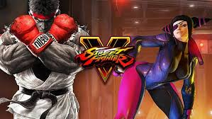 street fighter v initially featured characters with realistic