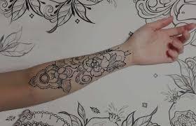 био тату татуировка хной мехенди от 500 руб