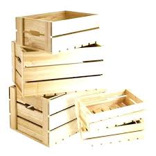 milk crate size wood half soda michaels