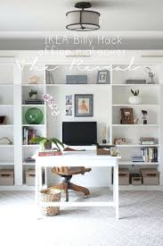 ikea small office. Office Makeover Reveal Ikea Home Ideas Malaysia Small Design