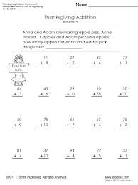 Thanksgiving Worksheets For Second Grade Worksheets for all ...