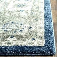 slate blue area rug rugs bed bath yellow grey green teal and ivory 8x10