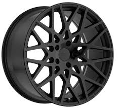 Details About 18x9 5 Tsw Vale 5x114 3 Rims 40 Black Wheels Set Of 4