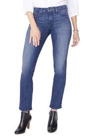 Nydj Size Chart Sheri Slim Jeans