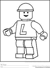 Small Picture Lego Man Coloring Page For House Cool Coloring Pages And Coloring