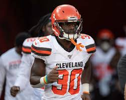 Who Is Browns RB D'Ernest Johnson? (AKA 'Slow Grind')