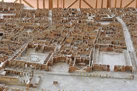 Plastico di Pompei – Museo Archeologico Nazionale di Napoli