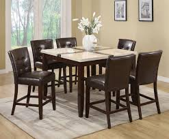 large size of tables chairs awesome rectangle white marble high top kitchen tables wooden charming high dining