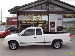2001 Summit White Chevrolet S10 LS Extended Cab #8973806 ...
