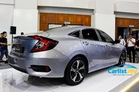 new car 2016 malaysiaMy Autofest 2016 Allnew Honda Civic Previewed  Auto News