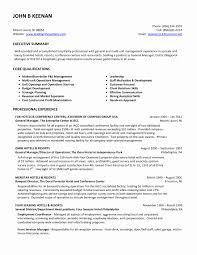 Restaurant General Manager Job Description Resume Attractive