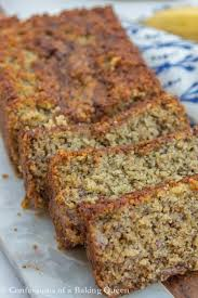 oat flour banana bread confessions of