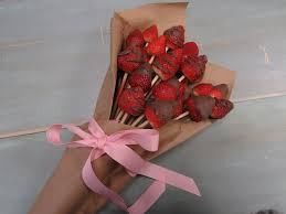 chocolate covered strawberry bouquet february 2 2017 berrybouquet7