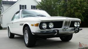 BMW 2800 CS (With 3.5L Fuel Injected Engine and 5 Speed)