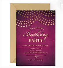 email birthday invitation 23 birthday invitation email templates psd eps ai word free