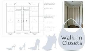 walk in closet dimensions. Small Walk In Closet Dimensions Affordable  Astonishing . L