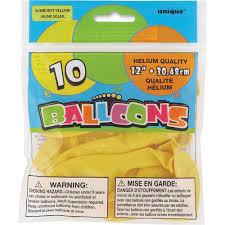 <b>Latex Balloons</b>, <b>Clear</b>, <b>12in</b>, 10ct - Walmart.com