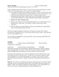 Vet Assistant Essay Animal Caretaker Cover Letter Vet Tech Resume