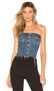 <b>Strapless</b> Tops and Shirts - REVOLVE