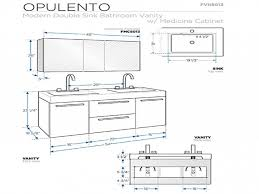 Bathroom Cabinets : Best Bathroom Vanity Cabinet Dimensions ...