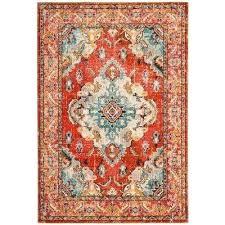 teal and orange rug orange light arianna teal orange area rug