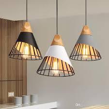 post modern pendant lamps north europe pendant lights fixture home indoor lighting restaurant cafes pub hanging lamp black white drop light pendant lamps