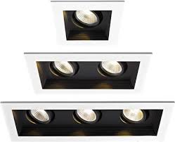 recessed spot lighting. mini led multiple spot recessed lighting c