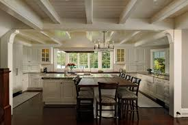 glamorous kitchen countertop material image ideas kitchen traditional with white window trim benjamin moore classic gray ktichen