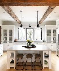gorgeous open white, wooden kitchen | Kitchen Design | Interior ...