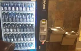 Bottled Water Vending Machine Beauteous Everyone Is Wondering Why This Gym Sells Bottles Of Water Right Next
