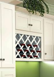 white wine rack cabinet. White Wall Wine Rack Cabinet Shaker Style Mounted Shelf R .