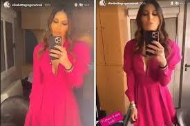 She was born in soverato, province of catanzaro, calabria, in southern italy. Gf Vip Ecco Quanto Costa L Outfit Di Elisabetta Gregoraci