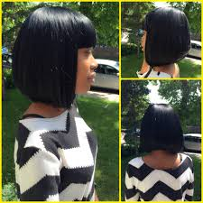 Structured Bob Hairstyles Wedding Hairstyles 2015 Part 3 Structured Bob Featuring Amina