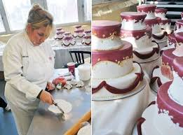 Advanced Cake Decorating Techniques With Michelle Bommarito At Ices