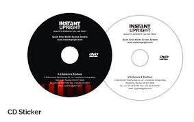 How To Label Dvds Custom Cd And Dvd Stickers Printing Online