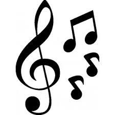 Samolepka Music Noty A Houslový Klíč 002 Autosamolepkycz