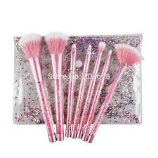 2018 new acrylic sequins makeup brushes set professional lightweight fortable eye shadow powder make up brush c18111401 uk 2019 from shen8416