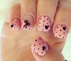 Pink Nail Art Design 65 Lovely Pink Nail Art Ideas Nenuno Creative