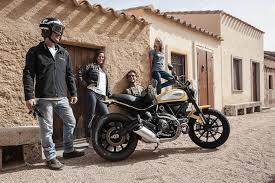 2015 ducati scrambler revives 70s styling riding simplicity