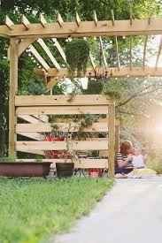 Small Picture 51 DIY Pergola Plans Ideas You Can Build in Your Garden Free
