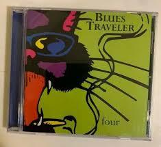 blues traveler four cd a m records