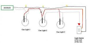 one way lighting circuit wiring diagram images wiring switch wiring diagram furthermore led recessed lighting