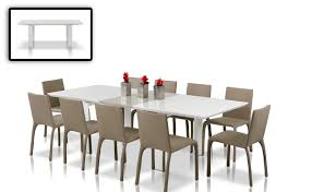 dining tables interesting modern extendable dining table modern