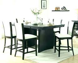 bar height round dining table h round dining table bar height with storage full size of