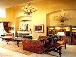 Tuscan Inspired Living Room Impressive Inspiration