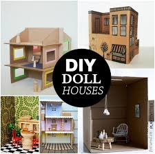 building doll furniture. Cardboard Doll House Ideas Building Furniture