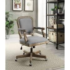 farmhouse desk chair. Delighful Desk Linon Maybell Office Chair Intended Farmhouse Desk S
