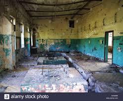 Underground Military Bases For Sale Interior Of An Abandoned Soviet Military Base Latvia Stock Photo