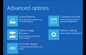 Advanced Options Windows 10 5 Recovery Environments For Tricky Windows 10 Repairs Cio